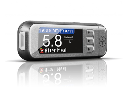 Contour Next Link 2 4 Blood Glucose Meter