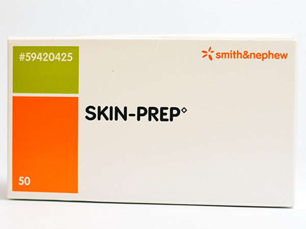 IV Prep Antiseptic Skin Wipes