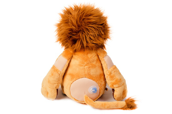 Lenny The Lion Toy  - Big